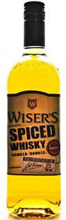 Wiser's Canadian Whisky Spiced Vanilla 750ml